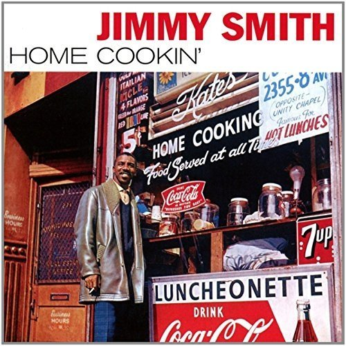 Jimmy Smith - Home Cookin [CD]
