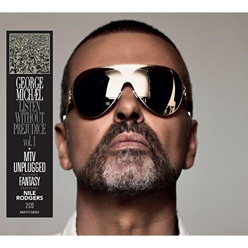 George Michael - Listen Without Prejudice/MTV Unplugged   2 CD Album