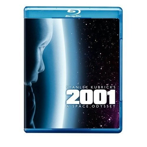 2001 A Space Odyssey - Special Edition Blu-Ray [2008]