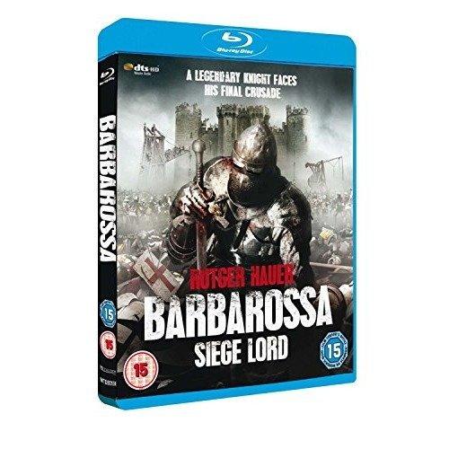 Barbarossa - Siege Lord Blu-Ray [2011]