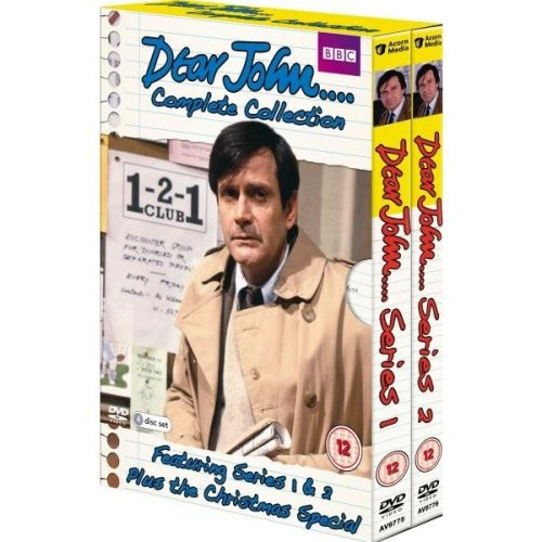 Dear John Series 1 to 2 Complete Collection DVD [2014]