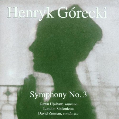 Gorecki Henryk - Symphony No. 3 [CD]