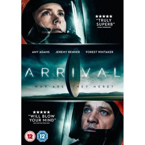 Arrival DVD [2017]