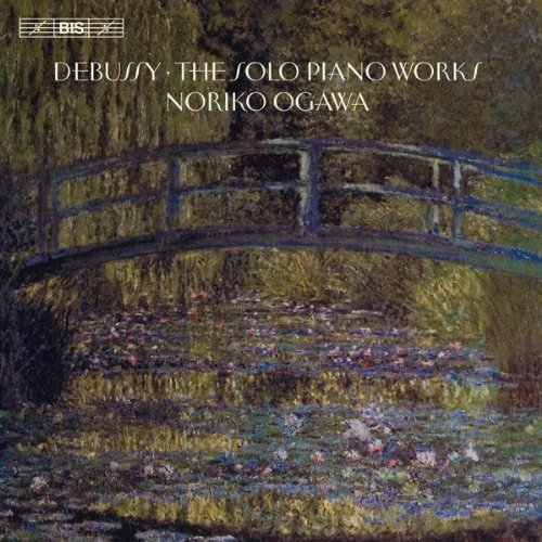 Noriko Ogawa - Debussy: Complete Music For Piano (BIS: BISCD1955/56) [CD]