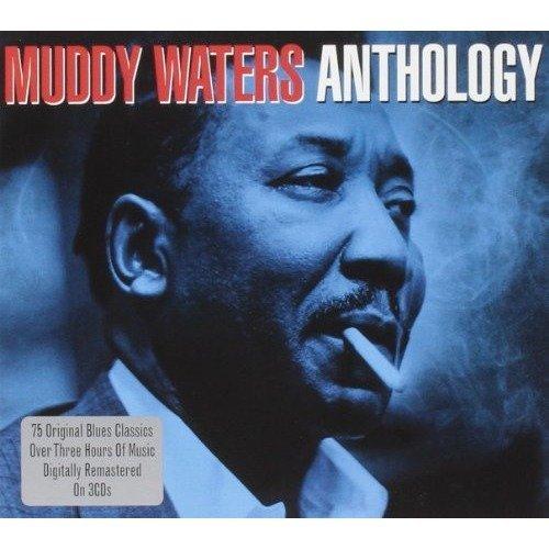 Anthology Box Set Audio Cd Muddy Waters