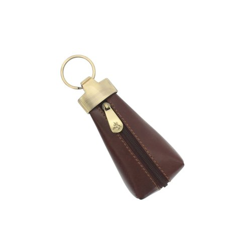 Visconti Monza Collection VERONA Keyring with Zipped Leather Pouch MZ20