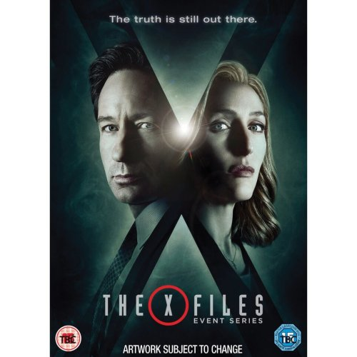 The X-Files Season 10 - The Event Series DVD [2016]