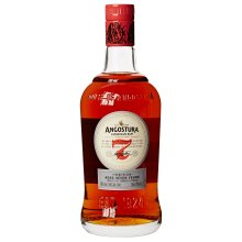 Angostura 7 Year Old Rum, 70 cl
