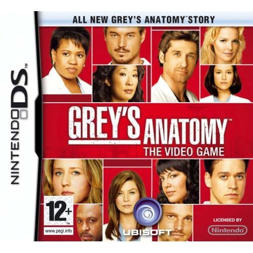 Grey S Anatomy The Video Game Nintendo Ds On Onbuy
