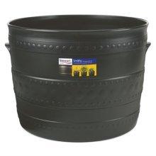 Stewart Garden Patio Tub - 50cm - Gun Metal (2559036)