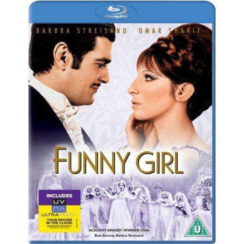 Funny Girl [Blu-ray] [1968]