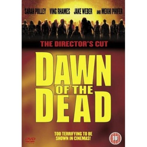 Dawn Of The Dead - The Directors Cut DVD [2004]