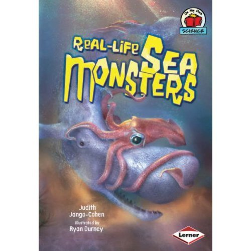 On My Own Science: Real-life Sea Monsters