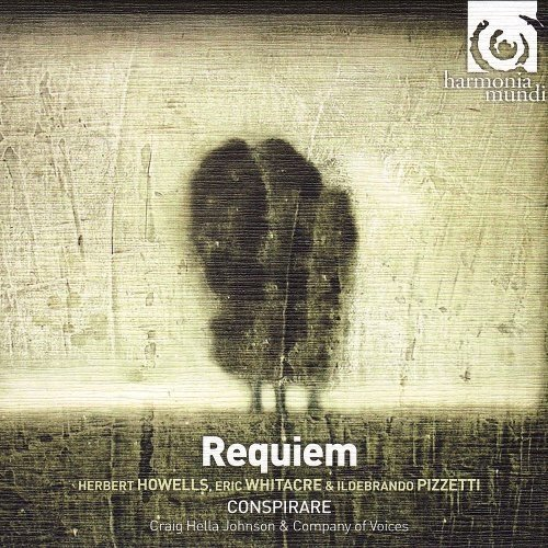Conspirare - Requiem: Herbert Howells, Eric Whitacre, Ildebrando Pizzetti (Conspirare) [CD]
