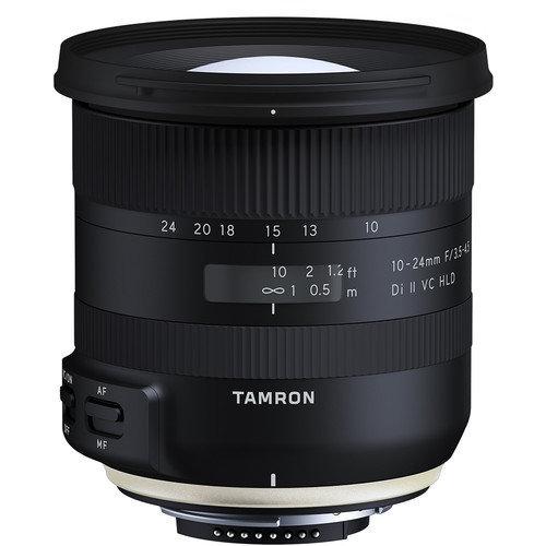 TAMRON 10-24mm F3.5-4.5 Di II VC HLD (B023N) NIKON