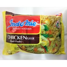 Indomie Noodles Chicken Flavor (70g) Pack of 40