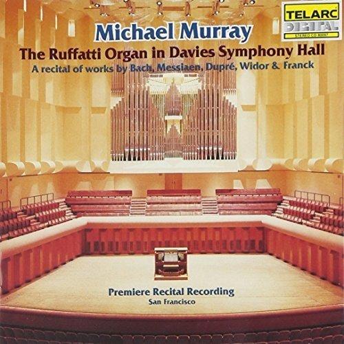 Ohann Sebastian Bach - Organ Recital [CD]