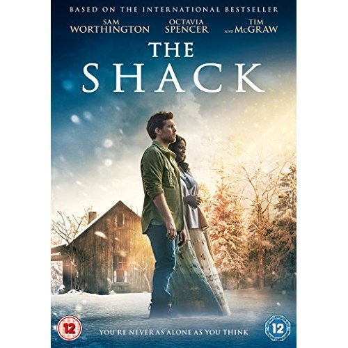 The Shack DVD [2017]