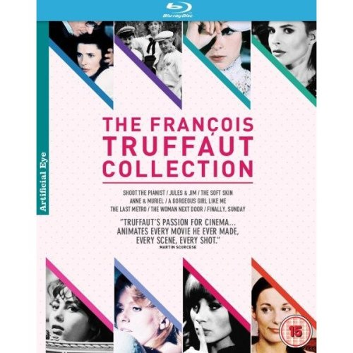 The Francois Truffaut Collection (8 Films) Blu-Ray [2014]