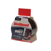 Unibond 1405198 / 1667761 Duct Tape Black 50mm x 50m