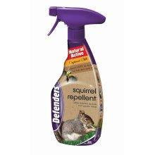 Defenders Squirrel Repellent Rtu Spray 750ml