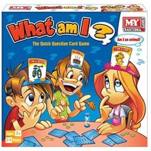 What Am I Game Family Game Children Adults Fun Guess