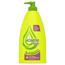 Vosene Kids 3 in 1 Shampoo, 400ml