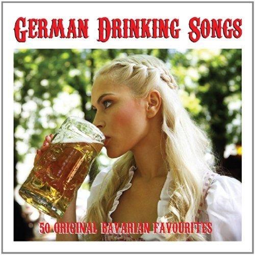 German Drinking Songs [double Cd]