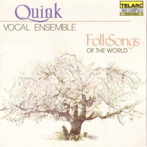 Quink Vocal Ensemble - Folk Songs [CD]