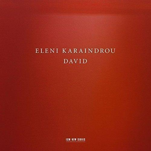 Karaindrou Eleni - David [CD]