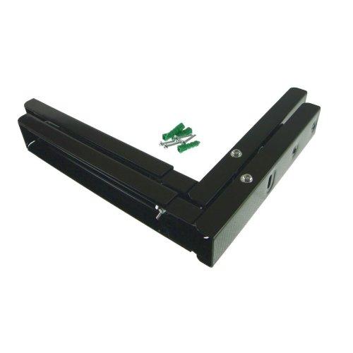 Panasonic Universal Microwave Wall Bracket Extendable Arms Black