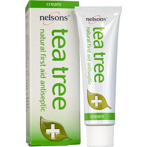 Nelsons Tea Tree Cream 30ml