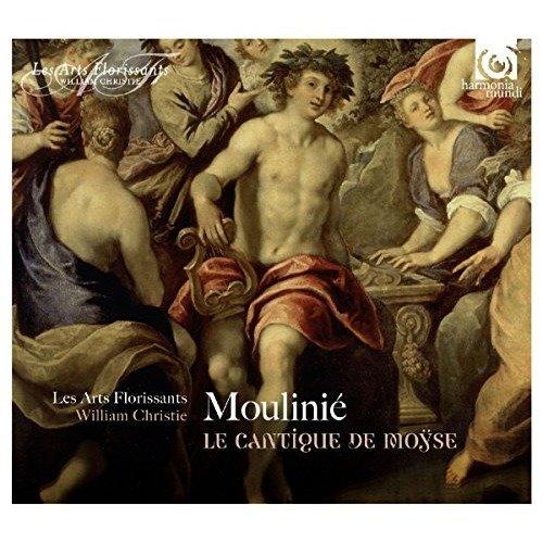 Les Arts Florissants and William Christie - Cantique De Moyse [CD]