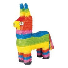 Unique Party Pinata - Burro - Donkey Mexican -  pinata donkey mexican party