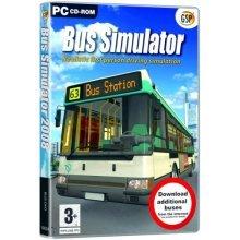 GSP Bus Simulator (PC DVD) - Used