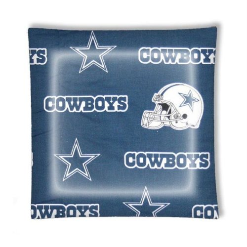 888 Cool Fans L 0001029 12 in. Dallas Cowboys Helmet Square Semi Flush Mount Ceiling Lamp