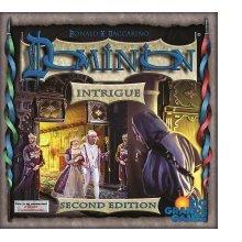 Rio Grande Boardgame Dominion - Intrigue (2nd Edition) Box SW