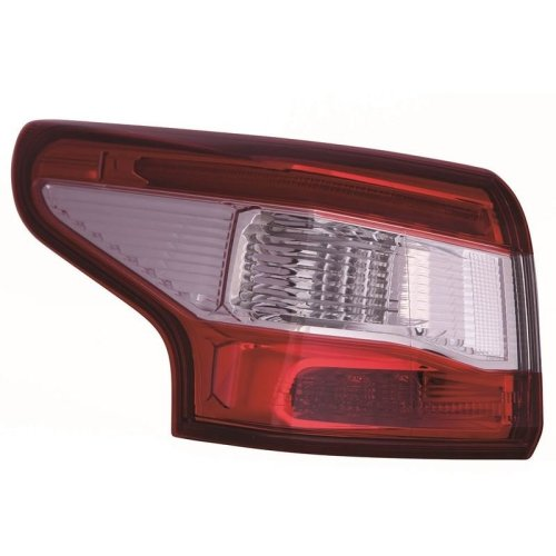 Nissan Qashqai 2014-2016 Led Rear Outer Tail Light Passenger Side N/s
