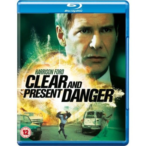 Clear And Present Danger Blu-Ray [2011]