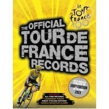 The Official Tour De France Records - Used