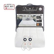 Dreamland Boutique Dual Control Electric Blanket - Double