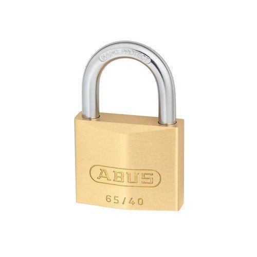 ABUS KA11998 65/45 45mm Brass Padlock Keyed 6455