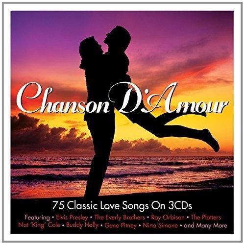 Chanson Damour [3cd Box Set]