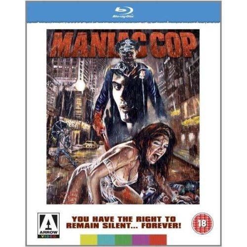 Maniac Cop Blu-Ray [2011]