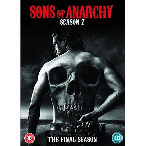 Sons Of Anarchy Season 7 DVD [2015]