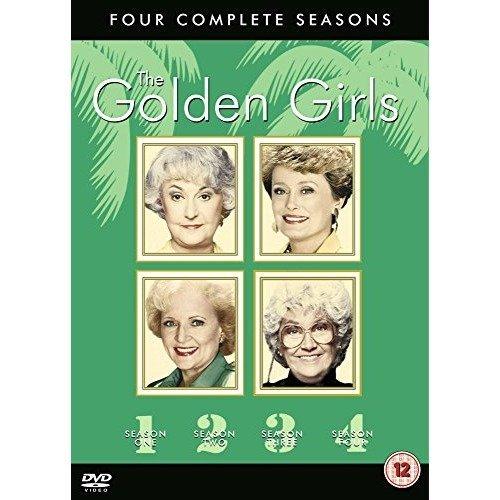 Golden Girls Seasons 1 to 4 DVD [2015]