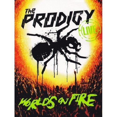 Prodigy - Live Worlds on Fire (cd and Dvd Ltd Edition Digipack)