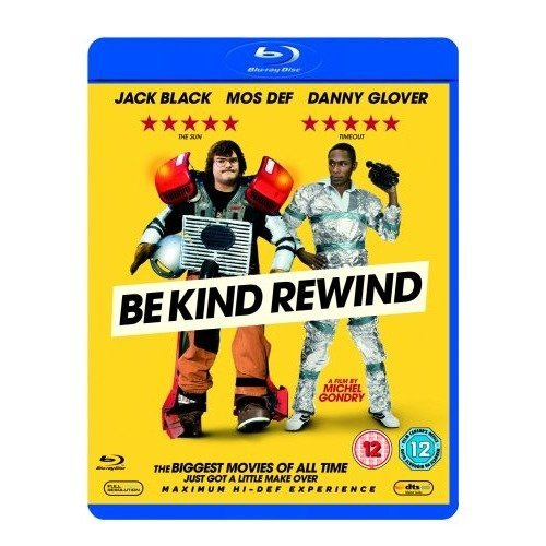 Be Kind Rewind Blu-Ray [2008]