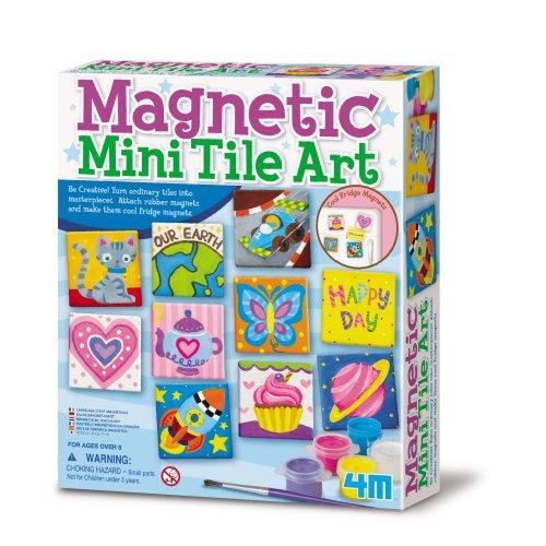 Magnetic Mini Tile Art Creative Set