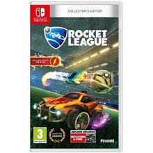 Rocket League Collector's Edition (Nintendo Switch) - Used